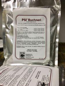 PSI Buchneri